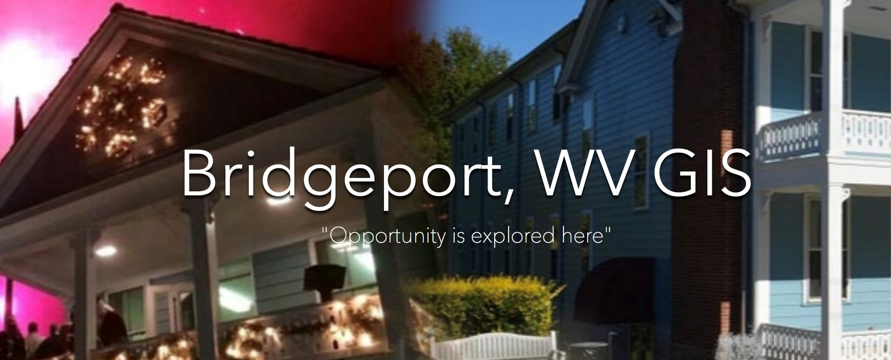 Connect Bridgeport: Home